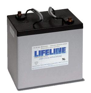 Battery Deep Cycle on Staab Battery Co Lifeline Gpl 4ct Deep Cycle Marine   Rv Battery